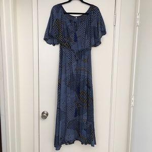 Dresses & Skirts - Blue Maxi Dress
